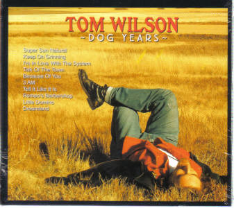 Tom Wilson – Dog Years